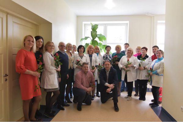 Paminėta Medicinos darbuotojų diena