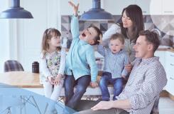 Užsisakykite Šeimos kortelę ir naudokitės šeimoms draugiškų įmonių nuolaidomis!