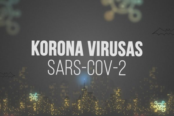 VIDEO Koronavirusas SARS-CoV-2